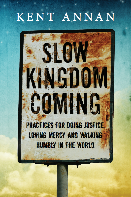 New Book Next Year! Slow Kingdom Coming